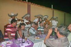 Anniversaire en Bolivie, Amérique du Sud Images libres de droits