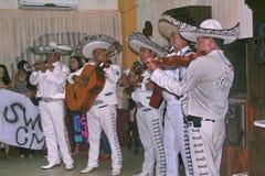 Anniversaire en Bolivie, Amérique du Sud Photos libres de droits