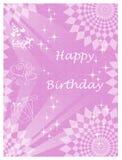 anniversaire heureux Photos libres de droits