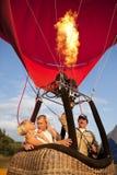 Anniversaire romantique de vol Photo libre de droits