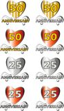 Anniversary Royalty Free Stock Image