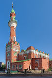 The Anniversary Mosque in Kazan, Russia Stock Photography