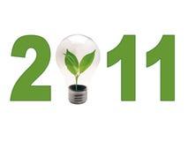 anno 2011 dell'innovazione Fotografie Stock Libere da Diritti