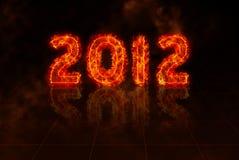 Anno: 2012 Immagine Stock Libera da Diritti