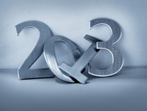 Anno 2013 Fotografia Stock