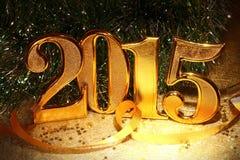 Anno 2015 Immagini Stock Libere da Diritti