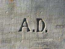 Anno domini Stock Photos