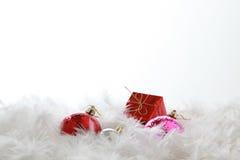 ANNO Joyeux Noel Fotografia Stock Libera da Diritti