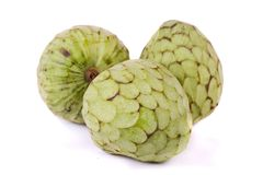 Annona fruits Royalty Free Stock Images