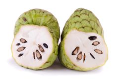 Annona fruits Stock Images