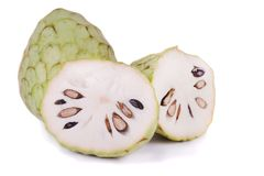 Annona fruits Stock Photography