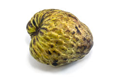 Annona pretty hungry to taste it Royalty Free Stock Photos