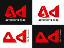 Annonce, publicité, la publicité, marque, stigmatisant, nuage, commerci Photo libre de droits
