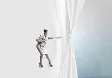 Annonsera begreppet Arkivbild