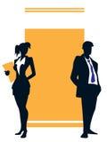 annonsering av laget Royaltyfri Bild