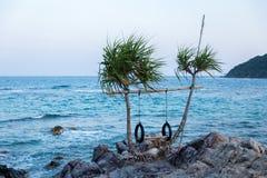 Annora plaża Karimun Jawa fotografia stock