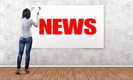 Announcement Stock Photos