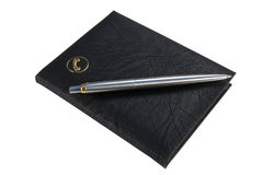 Annuaire et crayon lecteur photo libre de droits