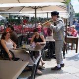 Annual Avignon Theater Festival Royalty Free Stock Image