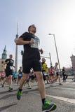 The annual Berlin Half Marathon. Berlin. Germany. Stock Image