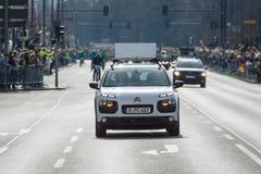 The annual Berlin Half Marathon. Berlin. Germany. Royalty Free Stock Photography