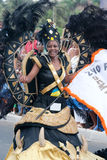 The annual Carnival in Cape Verde Stock Image