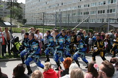 Free Annual Cultural Festival In Hammarkullen , Gothenburg, Sweden Royalty Free Stock Photos - 53276318