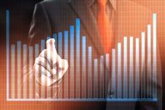Annual Data Stock Photos