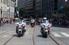 Annual March Toronto Royalty Free Stock Photos