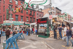 Annual Feast of San Gennaro Royalty Free Stock Photography