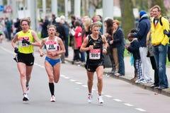 Annual Fortis Rotterdam Marathon 2010 Stock Images