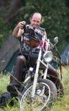 Annual international bikers festival Royalty Free Stock Photos