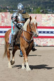 International Jousting Competition Stock Images