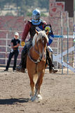 International Jousting Competition. The annual Longs Peak Scottish Irish Highlands Festival is a popular event in Estes Park, Colorado, USA. It attracts Stock Image