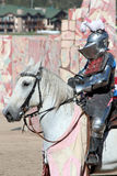 International Jousting Competition. The annual Longs Peak Scottish Irish Highlands Festival is a popular event in Estes Park, Colorado, USA. It attracts Stock Photo