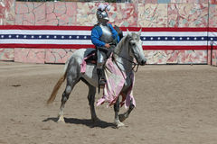 International Jousting Competition Royalty Free Stock Photography