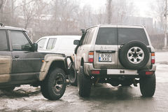 The annual meeting of owners offroad Royalty Free Stock Photos