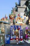 Annual Nativity Scenes Contest, Krakow, Poland. Stock Photos