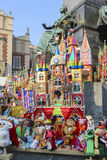 Annual Nativity Scenes Contest, Krakow, Poland. Royalty Free Stock Photography