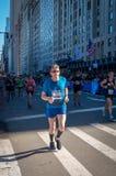 Annual New York City Marathon royalty free stock images