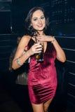 Annual Supermodel UK Agency Awards in London Royalty Free Stock Image