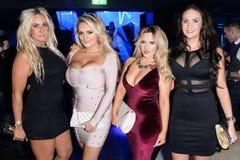 Annual Supermodel UK Agency Awards in London Royalty Free Stock Photos