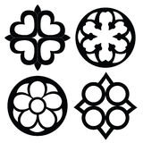 Annular patterns Royalty Free Stock Photography
