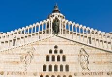 annunciation βασιλική Στοκ εικόνα με δικαίωμα ελεύθερης χρήσης