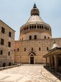 annunciation βασιλική nazareth Στοκ Εικόνες