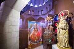 annunciation βασιλική nazareth Στοκ Εικόνα