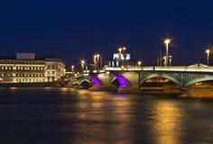Annunciation γέφυρα Στοκ φωτογραφίες με δικαίωμα ελεύθερης χρήσης