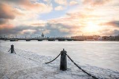 Annunciation γέφυρα Στοκ φωτογραφία με δικαίωμα ελεύθερης χρήσης