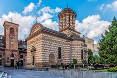 Annunciation εκκλησία Αγίου Anthony, Στοκ εικόνες με δικαίωμα ελεύθερης χρήσης