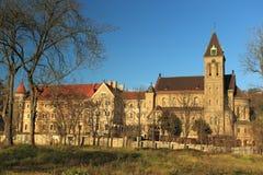 annunciation εκκλησία Πράγα Στοκ Εικόνες